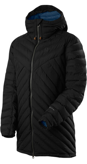 Haglöfs W's Hesse Down Jacket TRUE BLACK